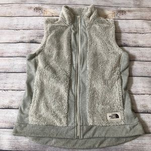 The North Face Furry Fleece Vest Size L